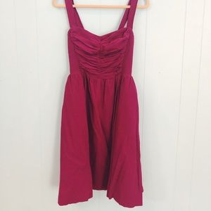 Anthropologie (HD in Paris) Corduroy Dress Size 8